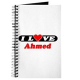I Love Ahmed Journal
