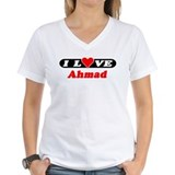 I Love Ahmad Shirt