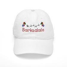 Barksdale, Christmas Baseball Cap