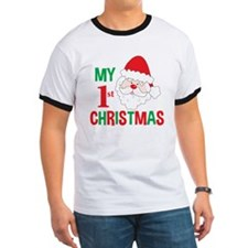 My 1st Christmas Santa Claus T