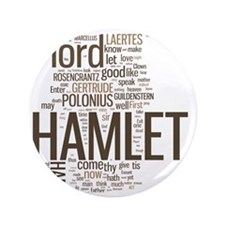 "hamlet-collage 3.5"" Button"