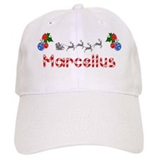 Marcellus, Christmas Baseball Cap