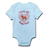 Love Berger Infant Bodysuit
