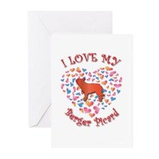 Love Berger Greeting Cards (Pk of 10)