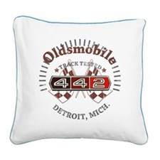 Olds 442 Square Canvas Pillow
