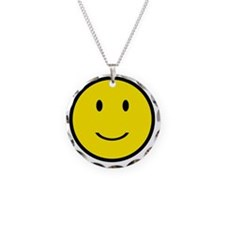 Happy Face Smiley Necklace