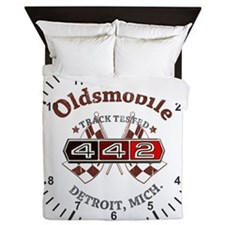 Olds 442 Queen Duvet