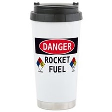 Rocket Fuel Travel Mug