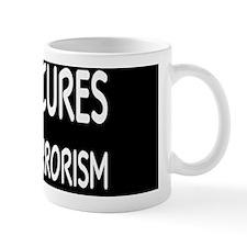 atheismcuresoval Mug