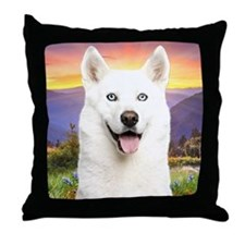 meadow(blanket)2 Throw Pillow