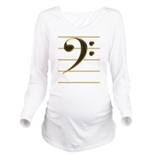 IPAD3 Long Sleeve Maternity T-Shirt