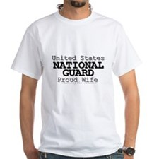 Proud National Guard Wife Shirt