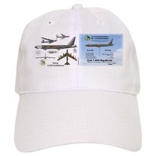 B-52 Stratofortress 1-800-Big-Bomb Baseball Cap