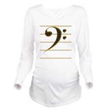 iPADSLEEVE Long Sleeve Maternity T-Shirt