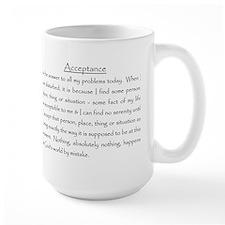 Acceptance 2 Mugs