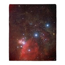 Orion's Belt Throw Blanket
