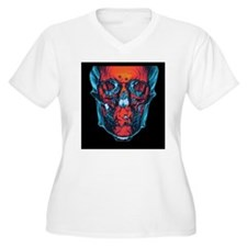 Skull, CT scan T-Shirt
