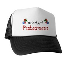 Paterson, Christmas Trucker Hat