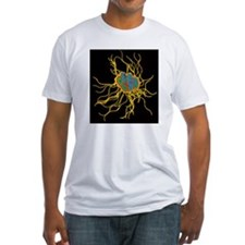 Coloured TEM of Salmonella bacteria Shirt