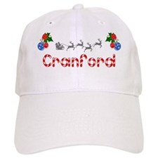 Cranford, Christmas Baseball Cap