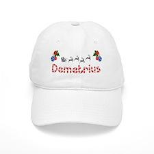 Demetrius, Christmas Baseball Cap