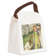 gwenhwfariPad Canvas Lunch Bag