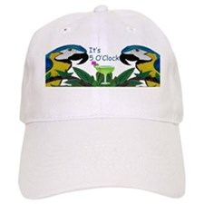 5 OClock Parrots Baseball Cap