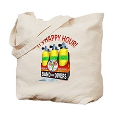 Band of Divers Happy Hour Tote Bag
