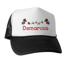 Demarcus, Christmas Trucker Hat