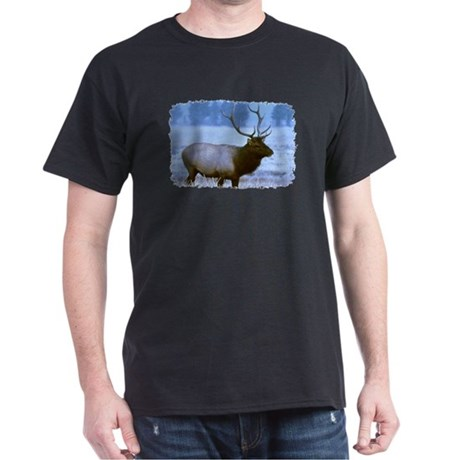 Bull Elk Dark T-Shirt