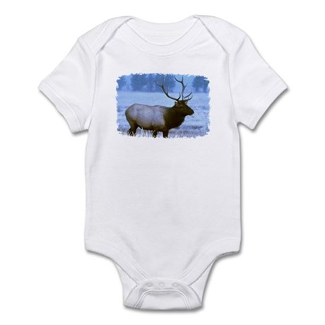 Bull Elk Infant Bodysuit