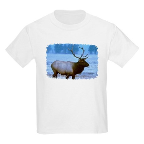 Bull Elk Kids Light T-Shirt