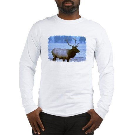 Bull Elk Long Sleeve T-Shirt