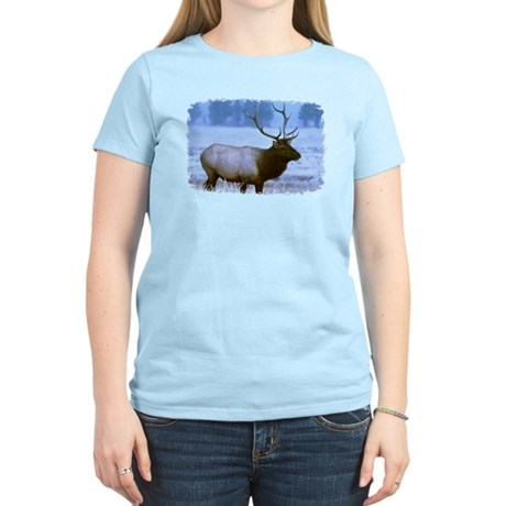 Bull Elk Women's Light T-Shirt