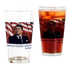 Reagan Drinking Glass