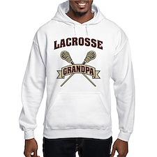Lacrosse Grandpa Hoodie