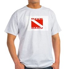 Dive Oahu, Hawaii T-Shirt