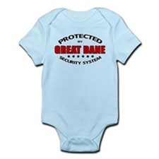 Great Dane Security Infant Bodysuit