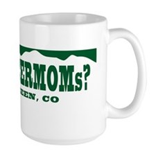 Bumper Sticker 10x3 - Evergreen SoccerM Coffee Mug