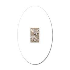Amoebae, SEM 20x12 Oval Wall Decal