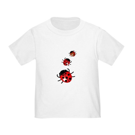 Ladybugs Toddler T-Shirt