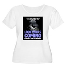 Look Whos Coming in August T-Shirt