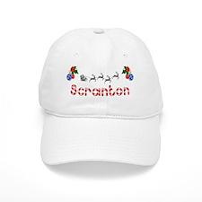 Scranton, Christmas Baseball Cap