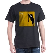iTry Rugby Union Team Shirt T-Shirt