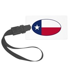 Texas Flag - TX Luggage Tag