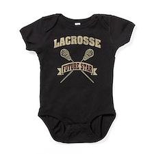 Lacrosse Future Star Baby Bodysuit
