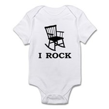I ROCK Infant Bodysuit