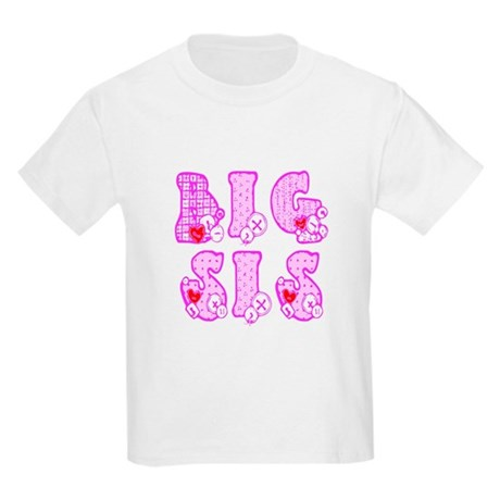 Big Sis Kids Light T-Shirt