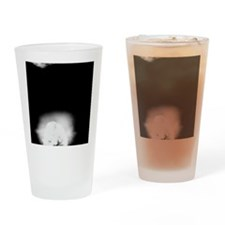 First atomic explosion, Los Alamos Drinking Glass