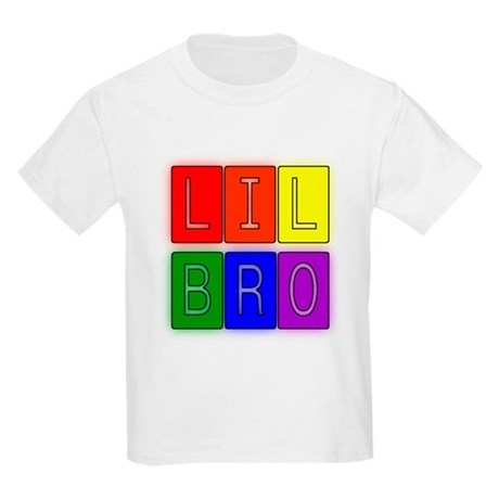 Lil Bro Kids Light T-Shirt